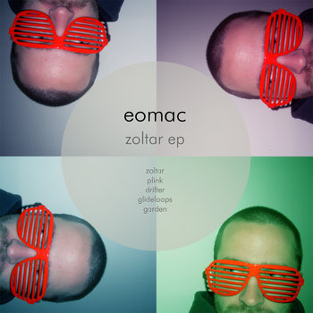 Zoltar EP cover art