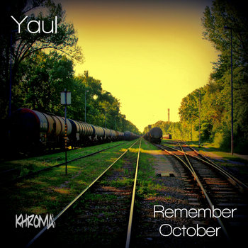 Remember October EP cover art