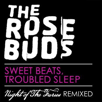 Sweet Beats, Troubled Sleep cover art