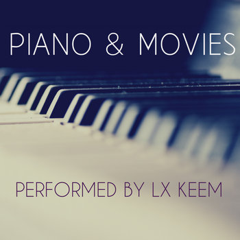 Piano & Movies cover art