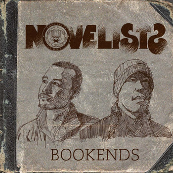 Novelists - Bookends (Produced by Fatgums and Gammaray) cover art