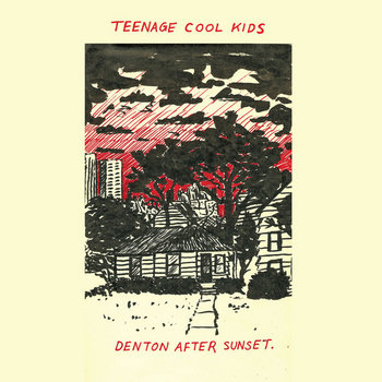 Denton After Sunset cover art