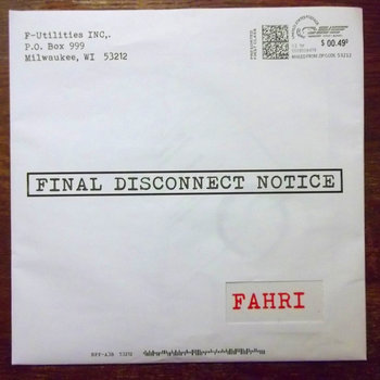 Final Disconnect Notice cover art