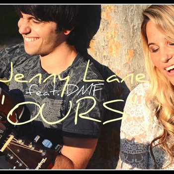 TAYLOR SWIFT - Ours - Jenny Lane ft. DMF cover art