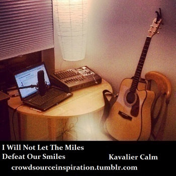 I Will Not Let The Miles Defeat Our Smiles cover art