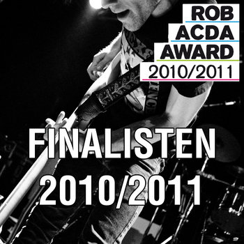 Rob Acda Award Finalisten 2010/2011 cover art