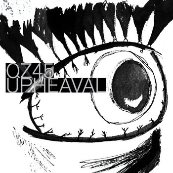 Upheaval cover art