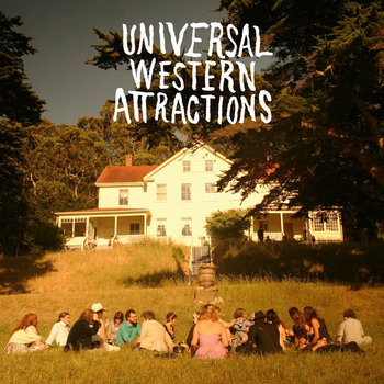 Universal Western Attractions cover art