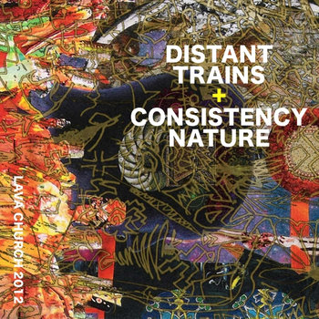 Distant Trains + Consistency Nature cover art