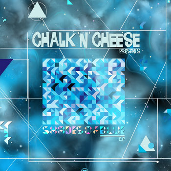 Shades of Blue EP cover art
