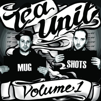 MUGSHOTS VOLUME 1 cover art