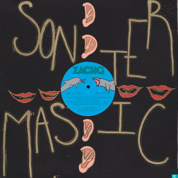 sonTER MASic cover art