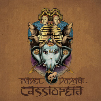 Cassiopeia cover art