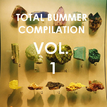 TOTAL BUMMER COMPILATION VOLUME 1 cover art