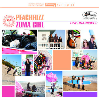 Zuma Girl cover art