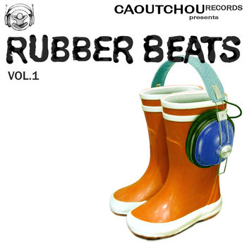 Rubber Beats vol.1 cover art