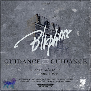 """GUIDANCE × GUIDANCE"" cover art"