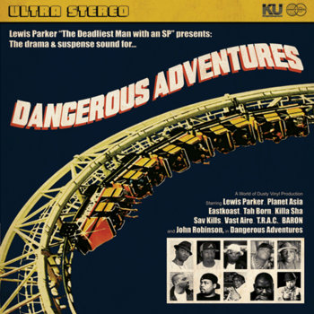 Dangerous Adventures cover art
