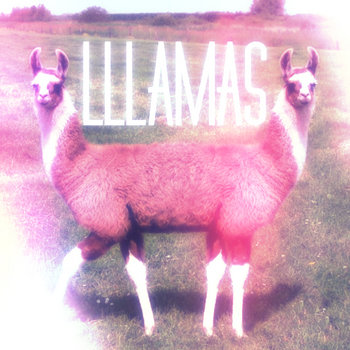 LLLAMAS cover art