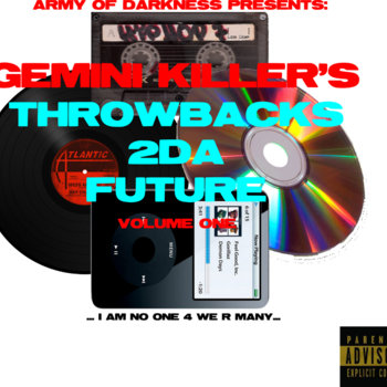 THROWBACKS 2DA FUTURE cover art