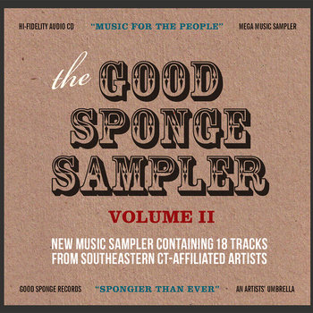 Good Sponge Sampler Vol. II cover art