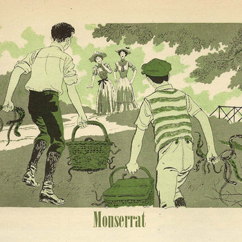 Monserrat E.P. cover art