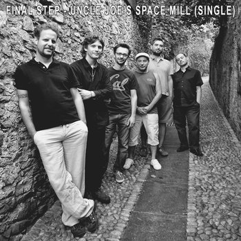 Uncle Joe's Space Mill (Single) cover art