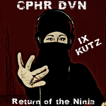 IX KUTZ! Return of the Ninja cover art
