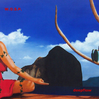 W.O.S.P. - deepflow cover art