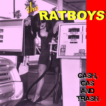 Cash, Gas and Trash cover art