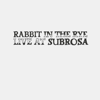 Live at Subrosa cover art