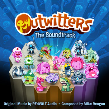 Outwitters: The Soundtrack cover art