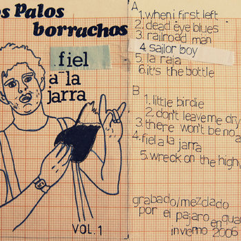 Fiel a la Jarra Vol 1 - Los Palos Borrachos cover art