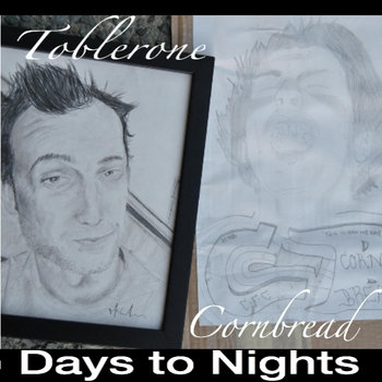 Tobler1! & CornBread - Days 2 Nights cover art