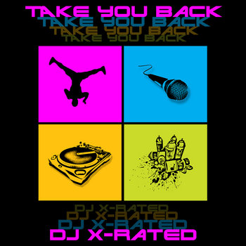 Take You Back cover art