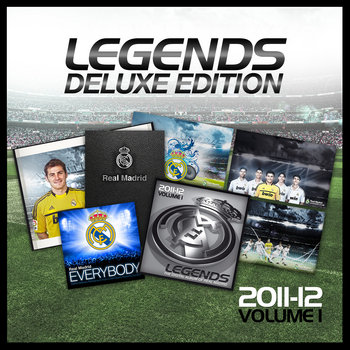 Legends (Deluxe Edition) cover art