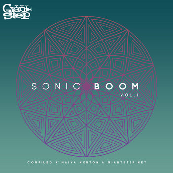 SONIC BOOM VOL.1 cover art