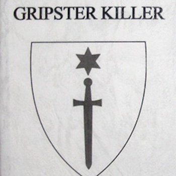 Gripster Killer cover art