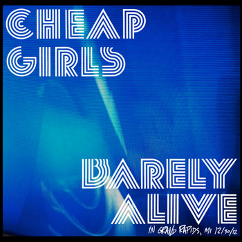 Barely Alive in Grand Rapids, MI 12/30/12 cover art