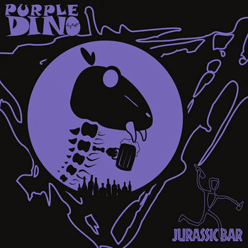 Jurassic Bar cover art