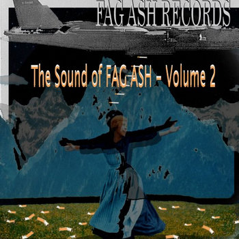 The Sound of FAG ASH - Volume 2 cover art