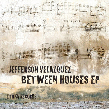 Between Houses EP cover art