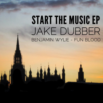 Start The Music EP cover art