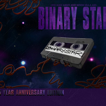 Binary Star EP cover art