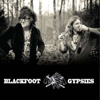 Blackfoot Gypsies cover art