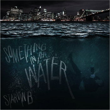 SOMETHING IN THE WATER cover art