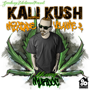 Kali Kush Mixtape Vol. 2 cover art