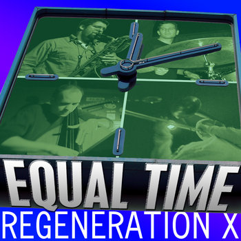Regeneration X cover art