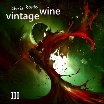 vintage wine III cover art