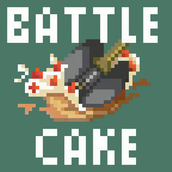 Battlecake EP cover art